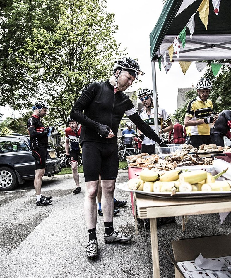 Grassington cycling nutrition