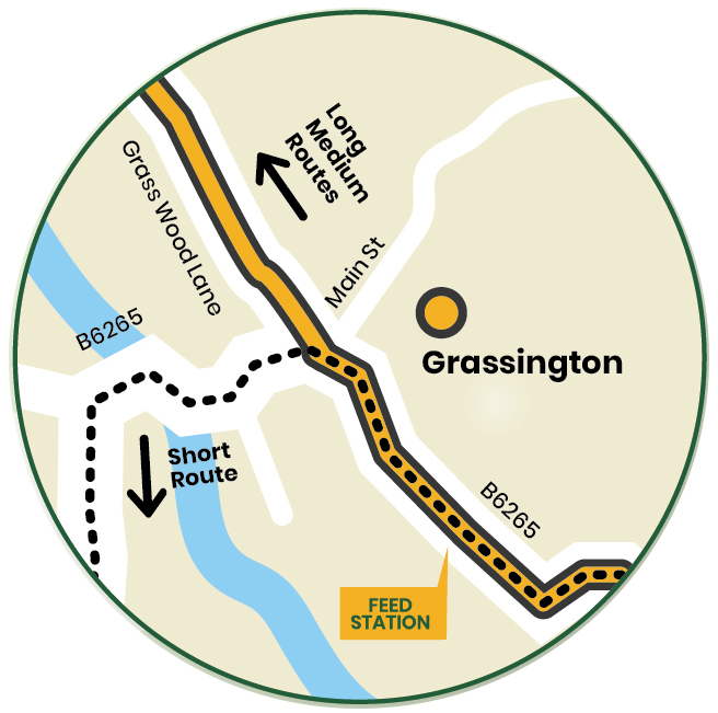 Grassington split
