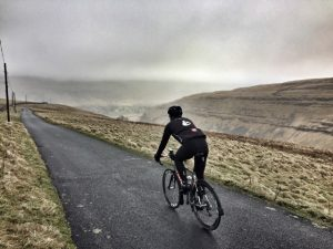 Arncliffe road cycling yorkshire dales