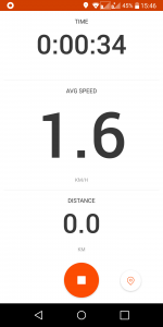 Strava smartphone cycling app